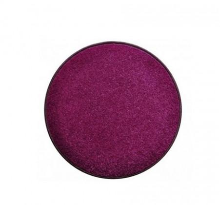 Eton - koberec, 80x80cm (100%PP, kulatý, fialová)