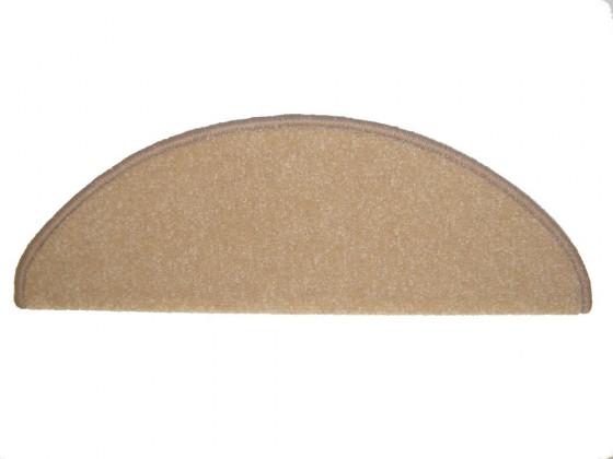 Eton - Schodový nášlap, 24x65 cm (béžový oblouk)