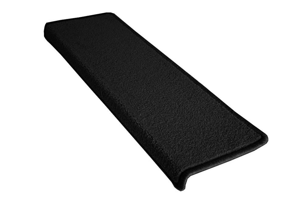 Eton - Schodový nášlap, 24x65 cm (černý obdélník)