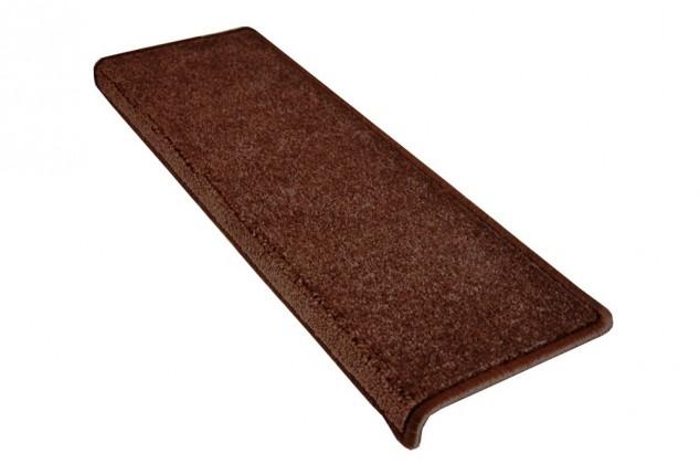 Eton - Schodový nášlap, 24x65 cm (hnědý obdélník)