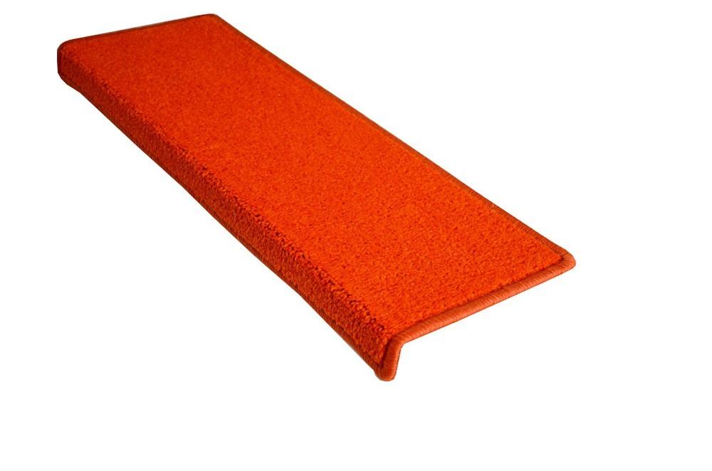 Eton - Schodový nášlap, 24x65 cm (oranžový obdélník)