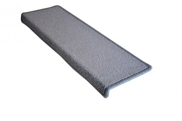 Eton - Schodový nášlap, 24x65 cm (šedý obdélník)