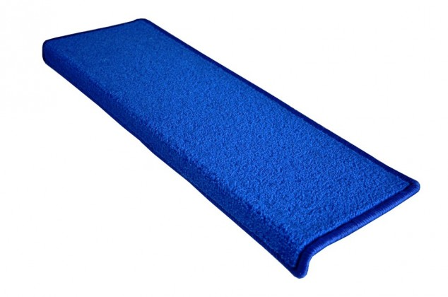 Eton - Schodový nášlap, 24x65 cm (tmavě modrý obdélník)