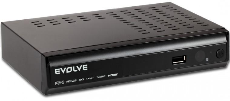 EVOLVEO Galaxy HD DVB-T rekordér