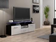 Evora mini - TV stolek (korpus - černá)