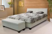 Exima 2 - postel 200x180, úložný prostor, výklopný rošt