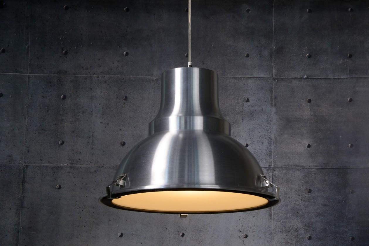 Factory - stropní osvětlení, 60W, E27 (stříbrná)