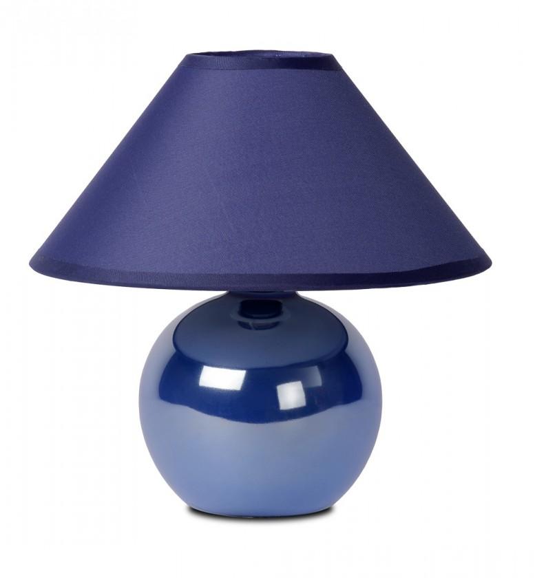Faro - lampička, 40W, E14 (modrá)