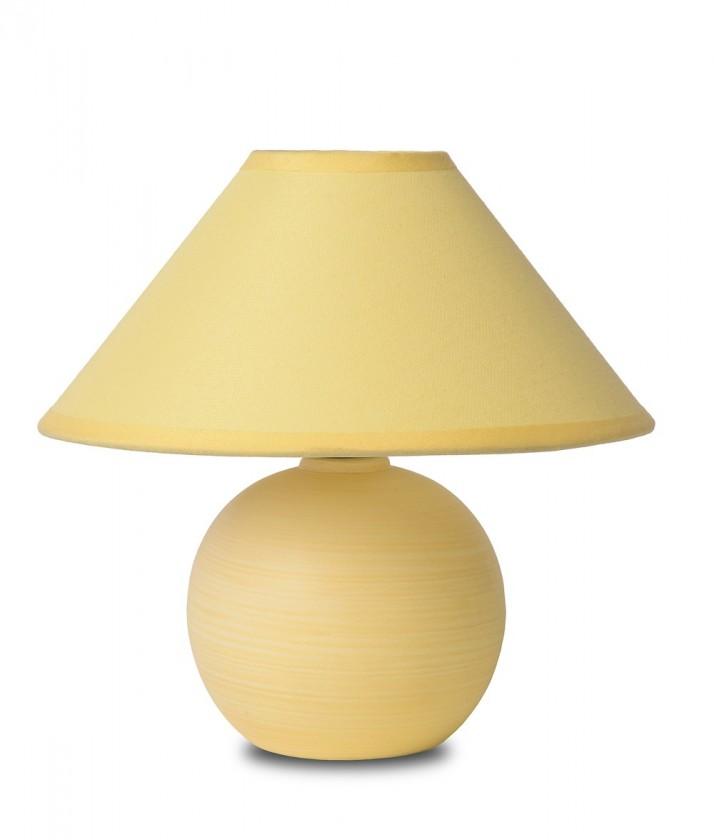 Faro - lampička, 40W, E14 (žlutá)
