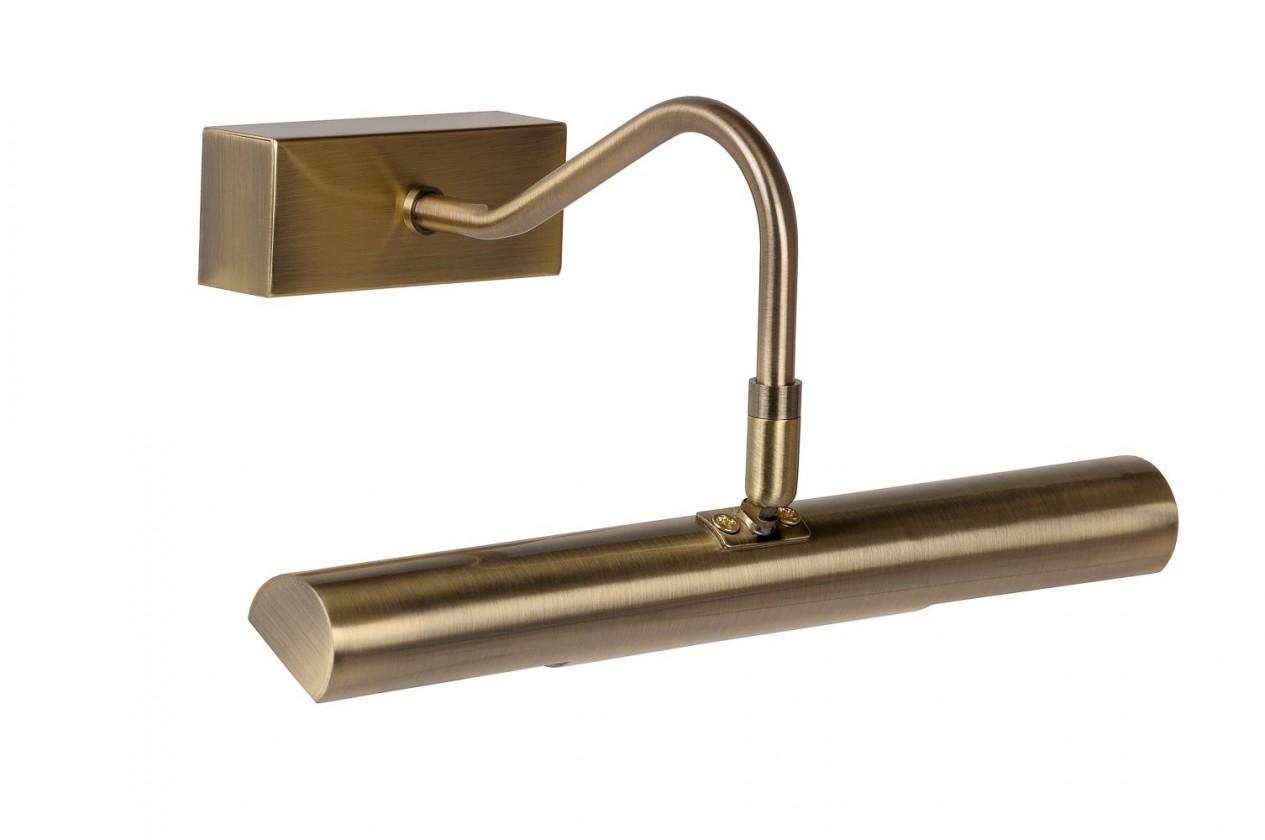 Ferrady - nástěnné osvětlení, 25W, 2xG9 (bronzová)