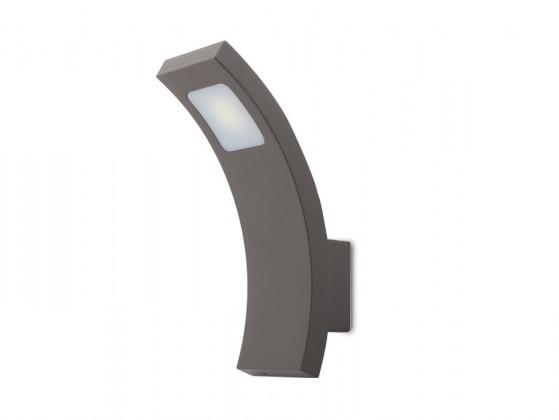 Fiera N - Venkovní LED svítidlo, LED, 3W, 27x30x35 (hliník)