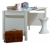 Filou - Pracovní stůl (alpská bílá)