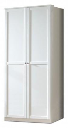 Filou - Skříň dvoudveřová (alpská bílá)