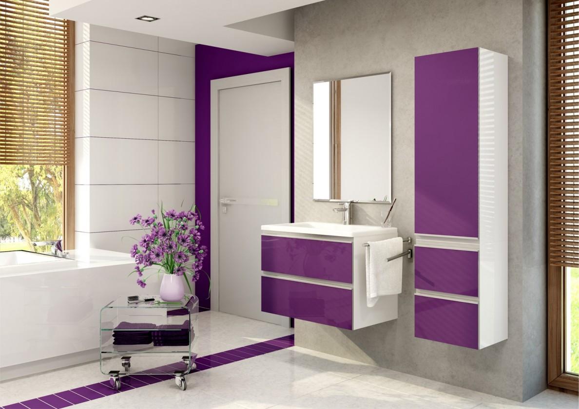 Firenze - Koupelnová sestava (berentgena,boky bílé)