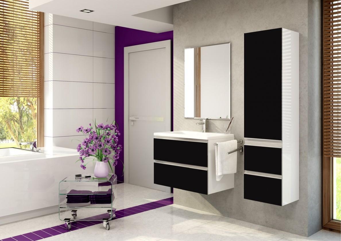 Firenze - Koupelnová sestava (cuzco cobre,boky bílé)
