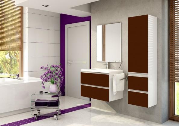 Firenze - Koupelnová sestava (cuzco oro,boky bílé)