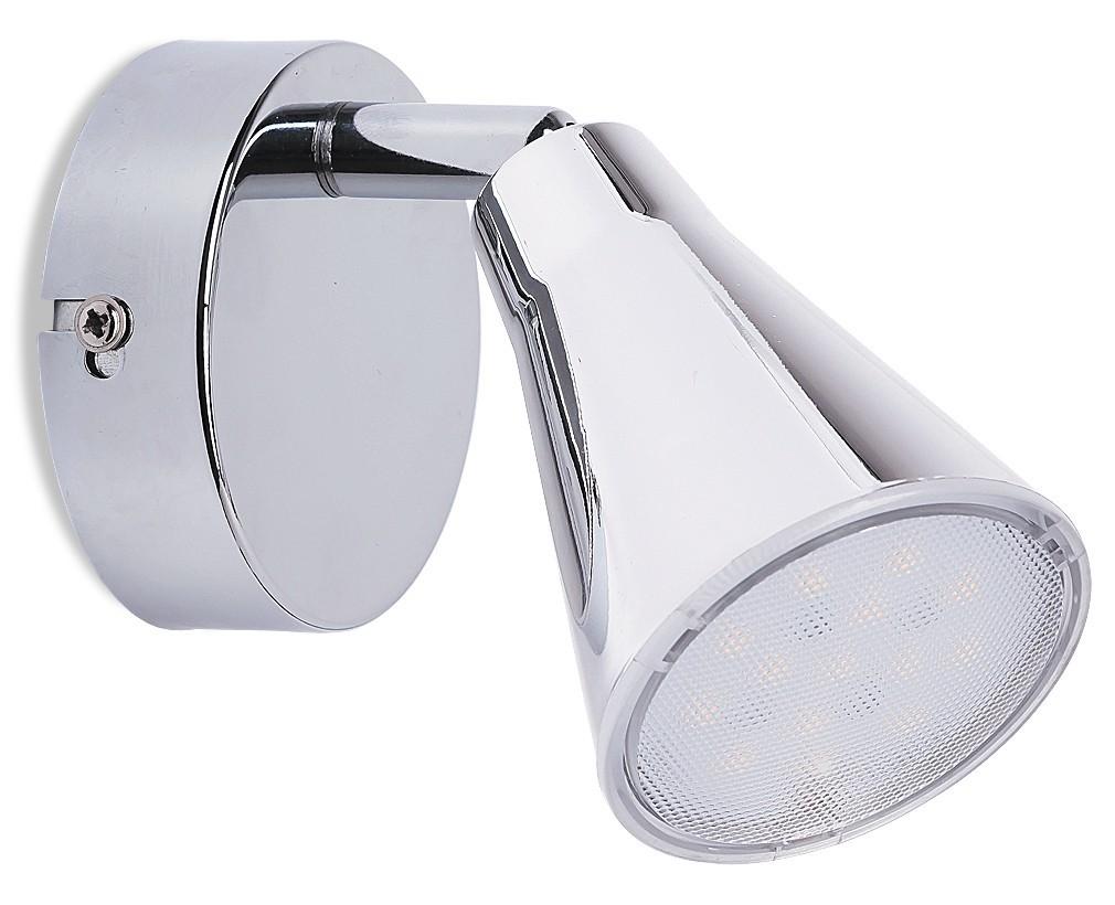 Flaire - Nástěnné osvětlení, 6055 (chromová)