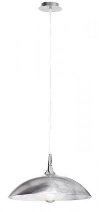 Flat - E27, 100W, A1304.31.6.AG/45 (stříbrná)