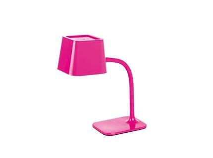Flexi - Stolní lampa (fuchsie)