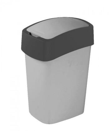 FLIPBIN, 25l (plast,šedá)