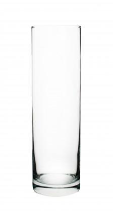 Flora - Váza, 26 cm (sklo čiré)