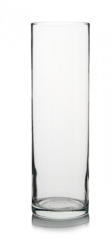 Flora - Váza, 30 cm (sklo čiré)