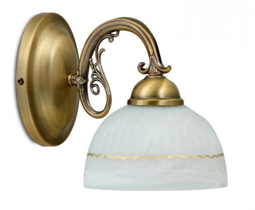 Flossi - Nástěnné osvětlení, 8811 (bronzová)