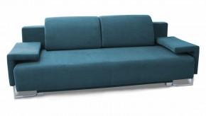 Flou - Pohovka, rozkládací, úložný prostor, 2x přístavný stolek