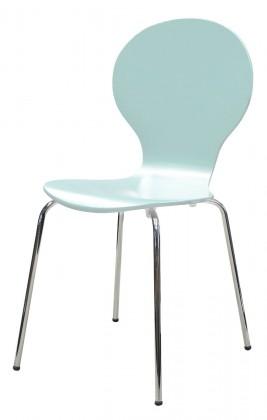 Flower - Jídelní židle (mořská zeleň)