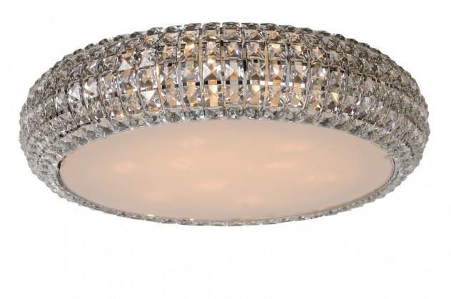 Fondoti - stropní osvětlení, 40W, 9xG9 (stříbrná)