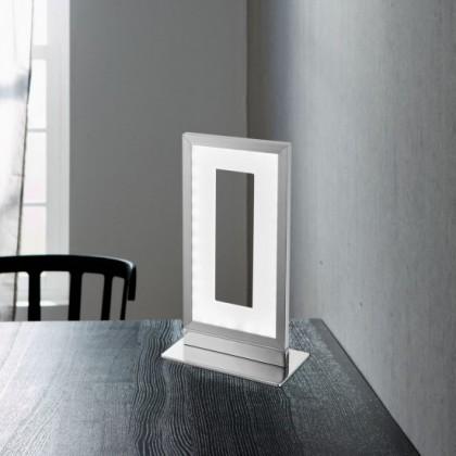 Fork - Lampička, LED (matný nikl/chrom)
