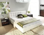 Forrest - Rám postele 200x140, s roštem a úložným prostorem
