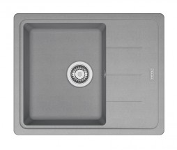 Franke - dřez Fragranit BFG 611-62, 620x500 (šedý kámen)