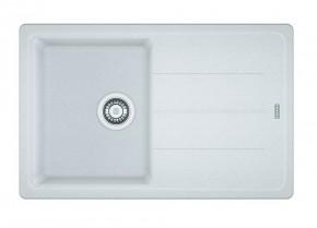 Franke - dřez Fragranit BFG 611-78, 780x500 (bílá-led)