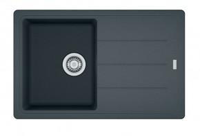 Franke - dřez Fragranit BFG 611-78, 780x500 (grafit)