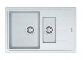 Franke - dřez Fragranit BFG 651-78, 780x480 (bílá-led)