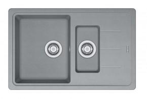 Franke - dřez Fragranit BFG 651-78, 780x480 (šedý kámen)
