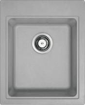 Franke - dřez Fragranit KSG 218, 425x520 mm (šedý kámen)