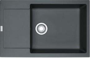 Franke - dřez Fragranit MRG 611-78 BB, 780x500 (grafit)