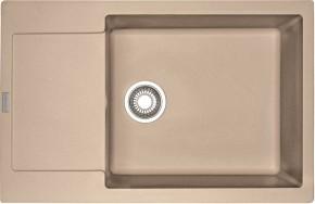 Franke - dřez Fragranit MRG 611-78 BB, 780x500 (pískový melír)