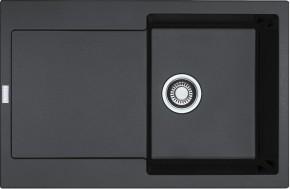 Franke - dřez Fragranit MRG 611, 780x500 (onyx)