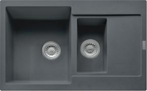 Franke - dřez Fragranit MRG 651-78, 780x500 (grafit)