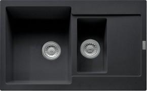 Franke - dřez Fragranit MRG 651-78, 780x500 (onyx)