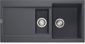 Franke - dřez Fragranit MRG 651, 970x500 (grafit)