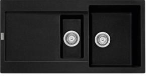 Franke - dřez Fragranit MRG 651, 970x500 (onyx)