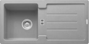 Franke - dřez Fragranit STG 614, 860x435mm (šedý kámen)