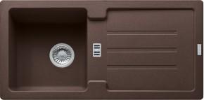 Franke - dřez Fragranit STG 614, 860x435mm (tmavě hnědá)