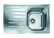 """Franke - dřez nerez OLX 611 3 1/2"""", 790x500 mm (stříbrná)"""