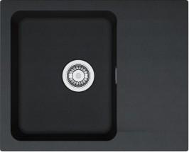 Franke - dřez Tectonite OID 611-62, 620x500 mm (černá)