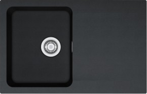 Franke - dřez Tectonite OID 611-78, 780x500 mm (černá)